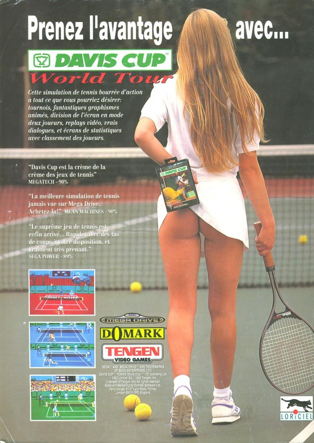 Davis Cup World Tour 1993
